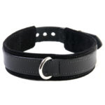 BDSM Slave Collar Black