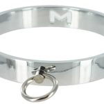 Chrome Slave Collar