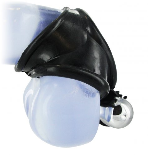 Dom Sling Cock Ring Side View