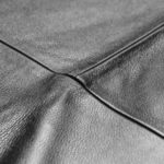 Fitted Leather Sheet Close Up