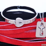 Locking Submissive Bracelet