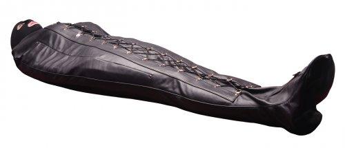 Premium Leather Sleep Sack Side View