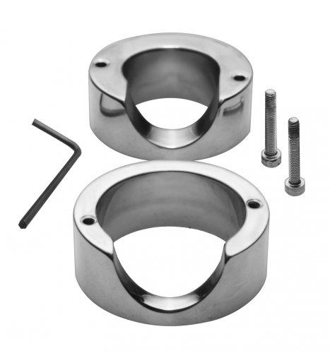 Steel Penis Trap Open