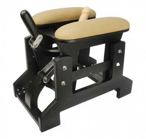 The Glider Sex Chair Side View