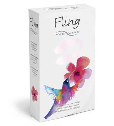 We-Vibe Fling Display Box