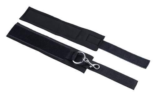 Interlace Bed Restraint Set With Cuffs