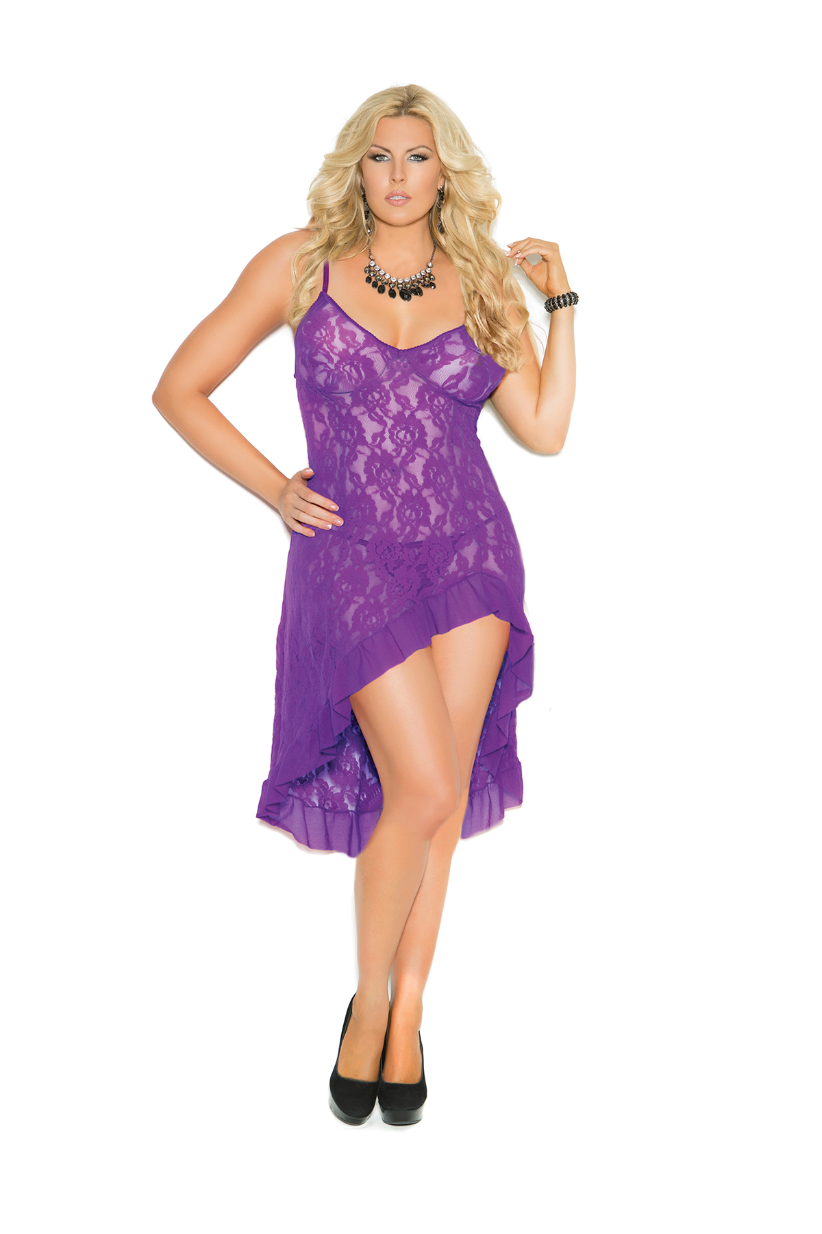 Lace Passions Dress X