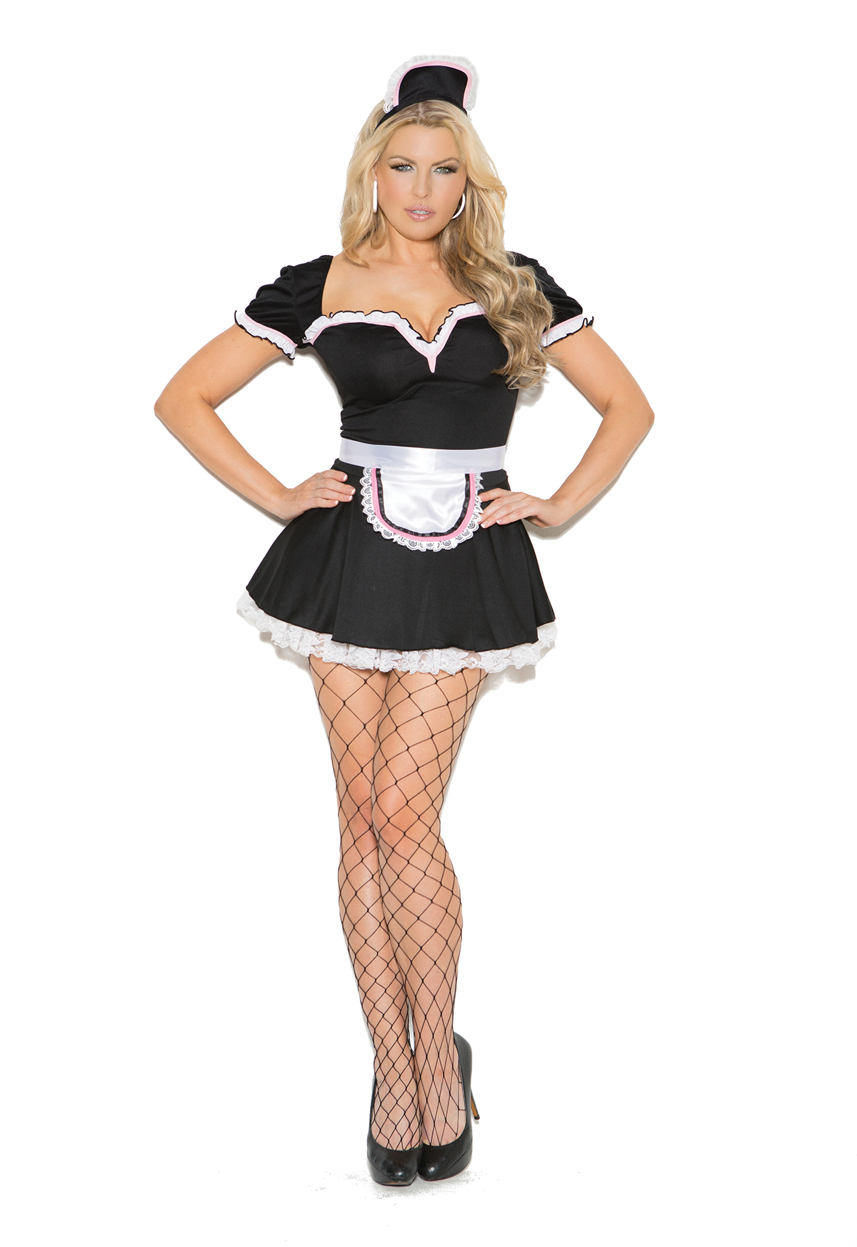 Maid To Please X