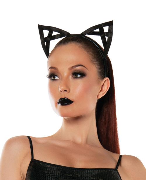 Bondage Kitty Ears