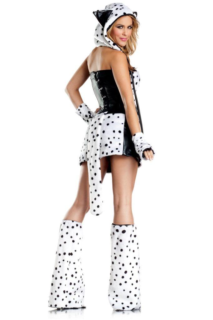 Daring Dalmatian Side