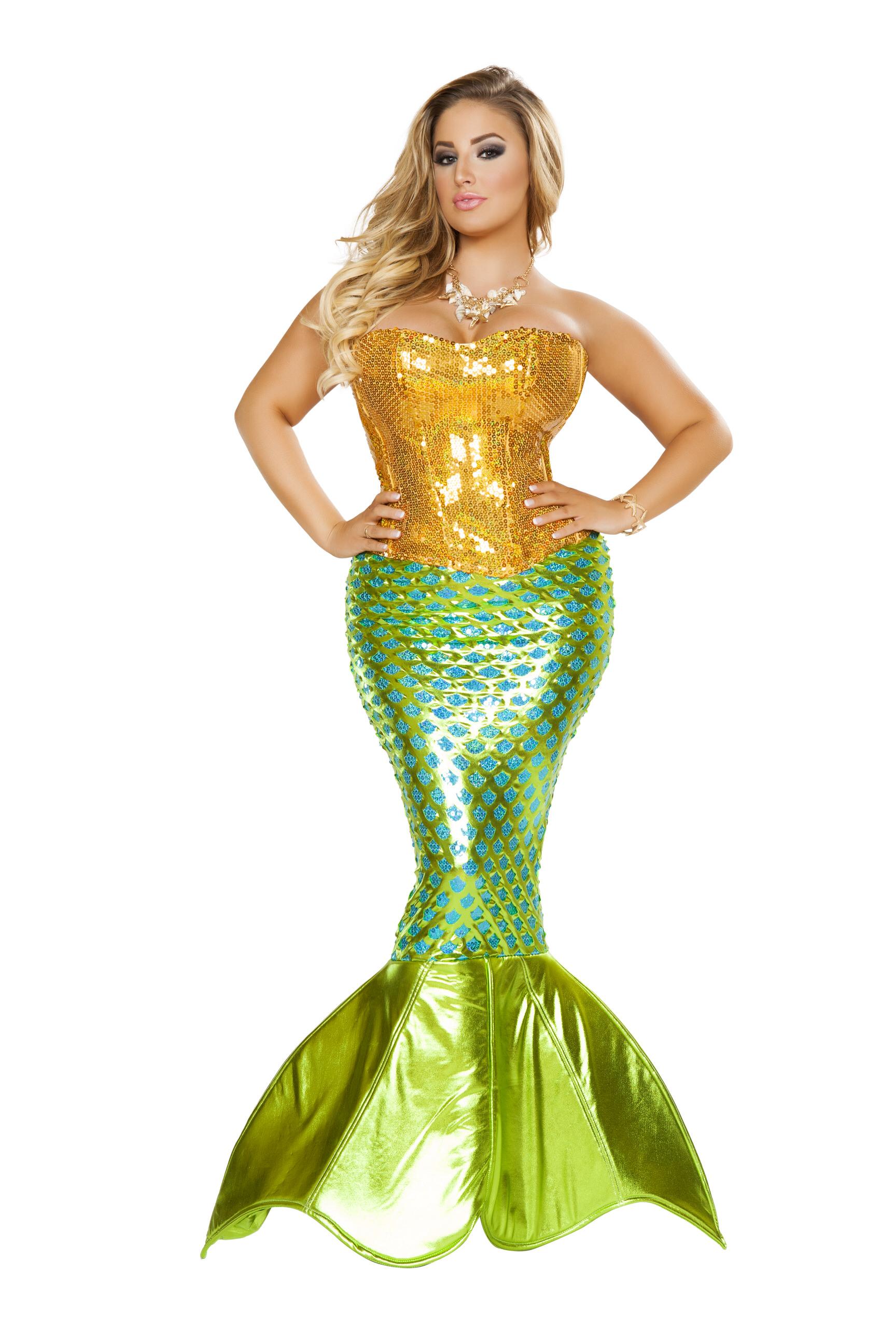 Siren of the Sea Queen
