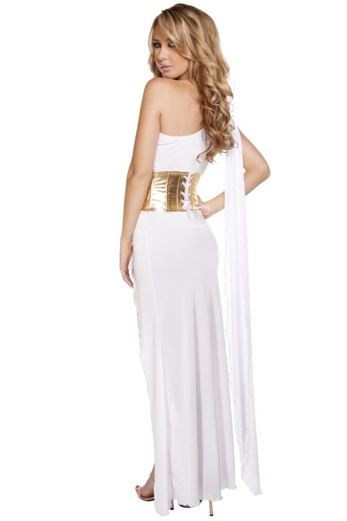 Grecian Goddess Back