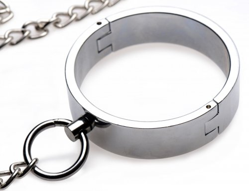 Stainless Steel Shackle Set Close Up