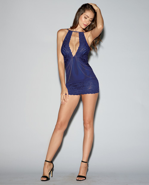 Chains Of Elegance Chemise
