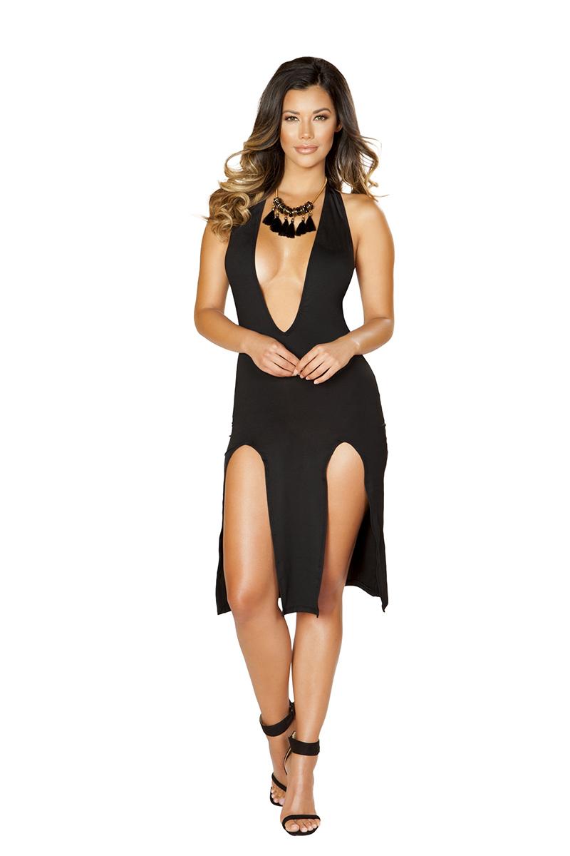 Risk Taker Mini Dress