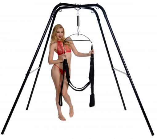 Suspension Swing Stand Demo 2